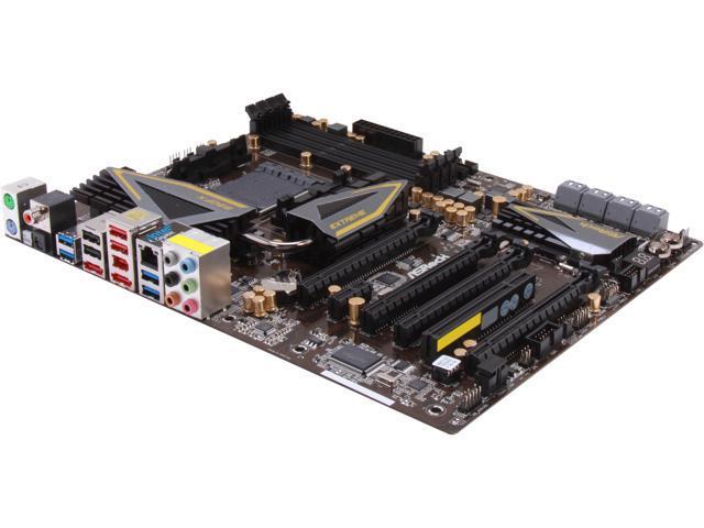 ASRock 990FX Extreme9 AM3+ ATX AMD Motherboard with UEFI BIOS - Newegg com