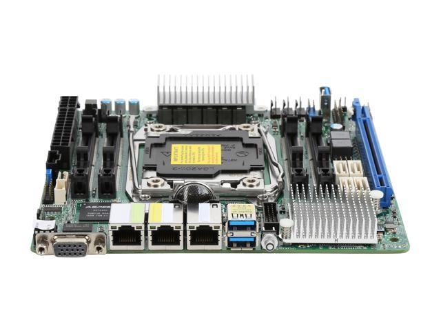 ASRock EPC612D4I Mini ITX Server Motherboard - Newegg com