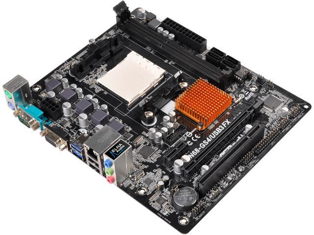 ASROCK N68-GS4USB3 FX NVIDIA CHIPSET DRIVERS PC
