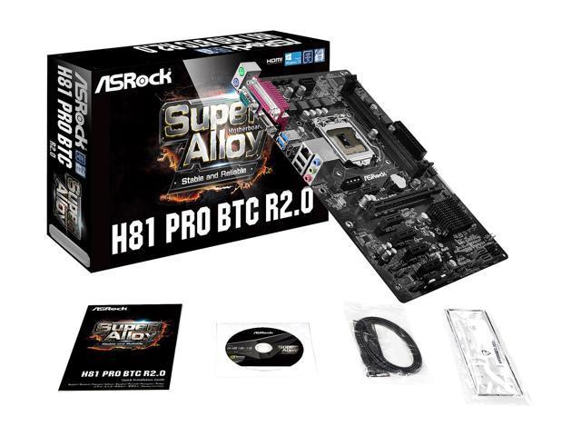 asrock h81 pro btc manual
