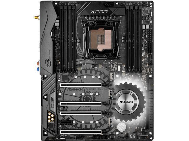 ASRock X299 Taichi LGA 2066 ATX Intel Motherboard - Newegg com