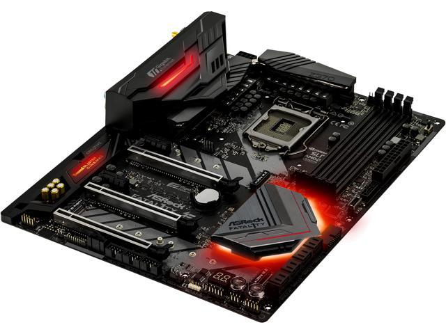 ASRock Z370 Professional Gaming i7 LGA 1151 (300 Series) ATX Intel  Motherboard - Newegg com