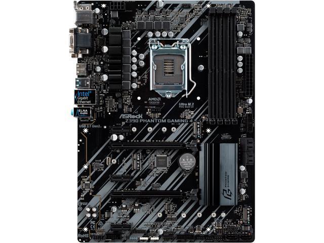 ASRock Z390 Phantom Gaming 4 LGA 1151 (300 Series) Intel