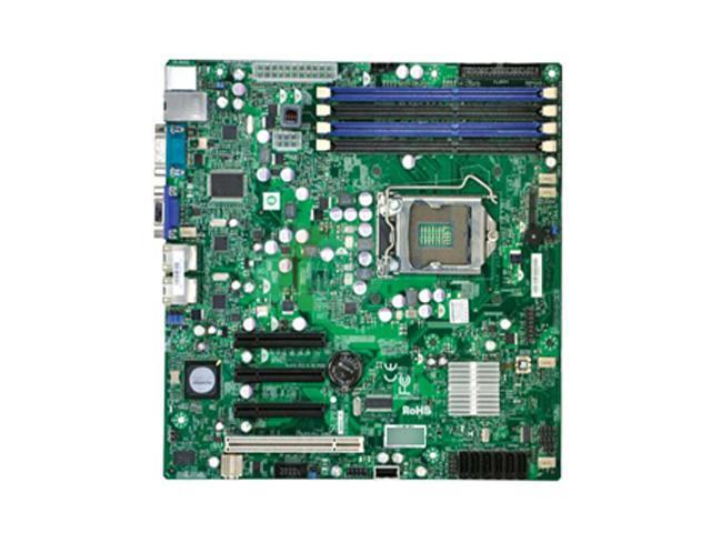 Supermicro X8SIL Socket LGA1156 DDR3 dual NIC server motherboard Xeon X3400 I3