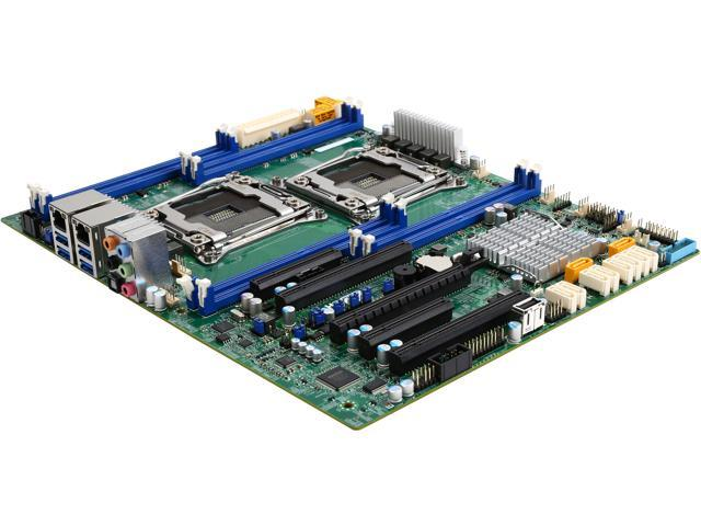 SUPERMICRO MBD-X10DAL-I-O ATX Server Motherboard - Newegg com