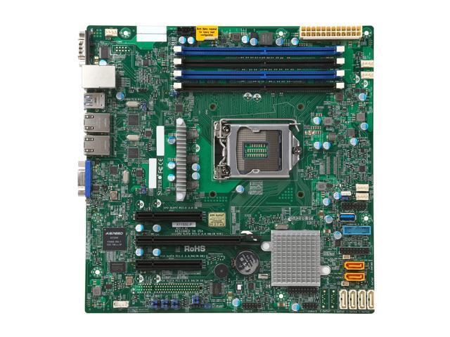 16GB Memory for Supermicro X11SSL-F Motherboard DDR4 2133MHz ECC UDIMM PARTS-QUICK Brand