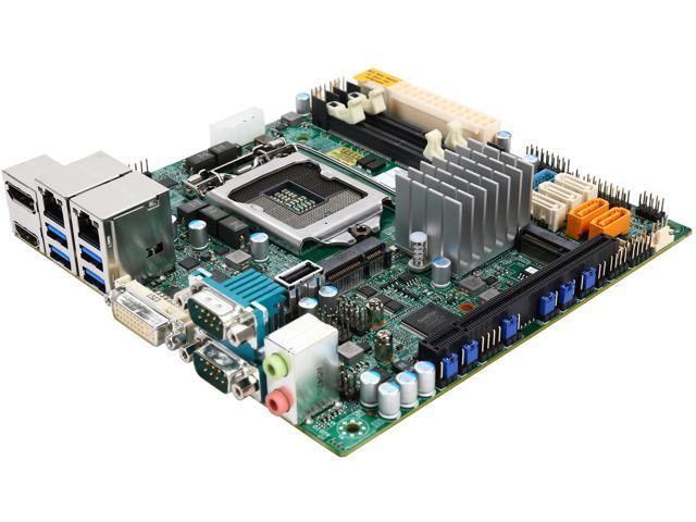SUPERMICRO MBD-X11SSV-Q-O Mini ITX Server Motherboard - Newegg com