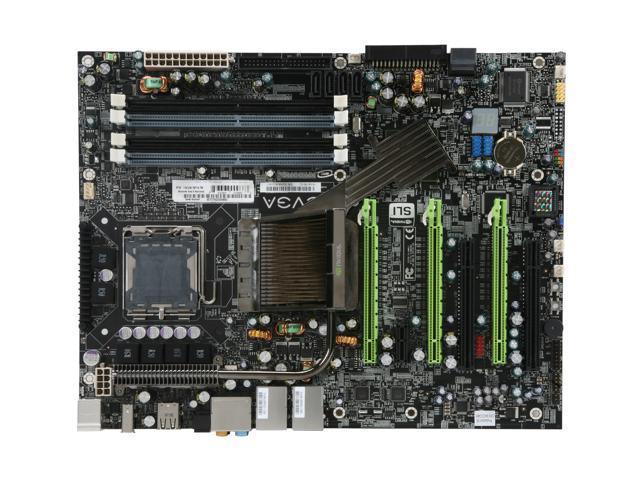EVGA 132-CK-NF78-TR LGA 775 NVIDIA nForce 780i SLI ATX Intel