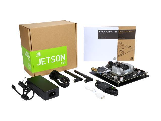 NVIDIA Jetson TX1 Development Kit, 64-bit ARM A57 - Newegg com