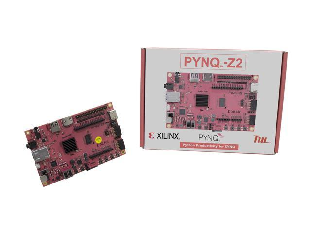 TUL PYNQ-Z2 with Xilinx XC7Z020-1CLG400C FPGA SoC - Newegg com