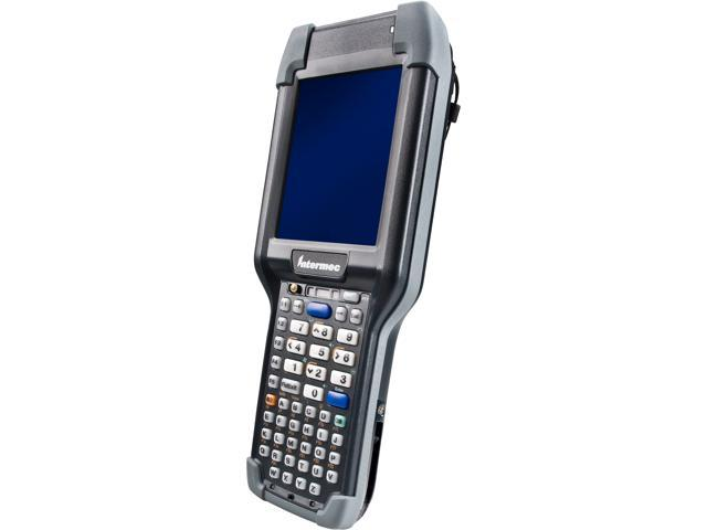 Honeywell (Intermec) CK3X Alphanumeric Handheld Mobile Computer -  1GHz/256MB RAM/1GB Flash/WEH 6 5/Bluetooth/All Languages - CK3XAA4K000W4400  -