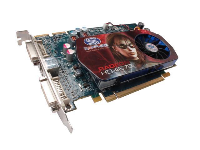 RADEON HD 4670 DRIVER PC