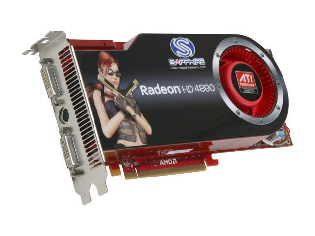 AMD RADEON HD 4890 DRIVER PC