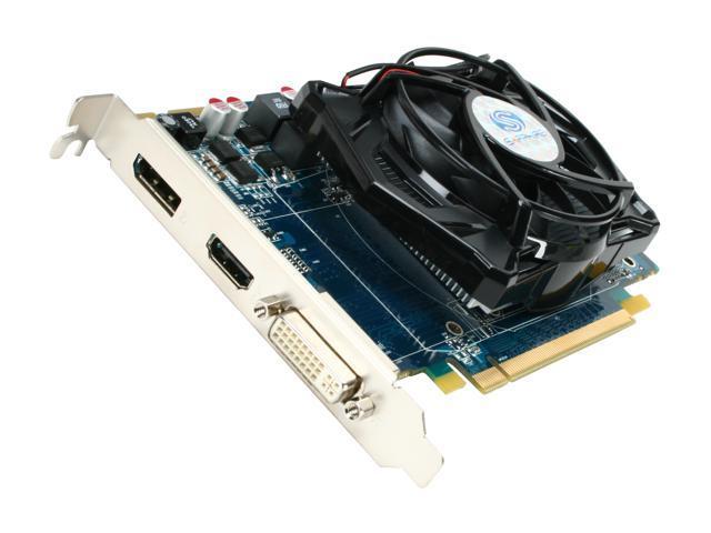 SAPPHIRE Radeon HD 5670 (Redwood) DirectX 11 100289L 1GB 128-Bit DDR5 PCI  Express 2 0 x16 HDCP Ready CrossFireX Support Video Card w/ATI Eyefinity -
