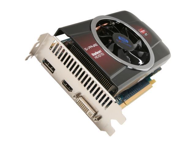 SAPPHIRE Radeon HD 6770 DirectX 11 100328L Video Card - Newegg com