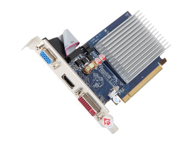 DIAMOND Radeon HD 5450 DirectX 11 5450PE31G 1GB GDDR3 PCI Express 2 1 x16  HDCP Ready CrossFireX Support Low Profile Video Card - Newegg com
