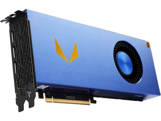 AMD Radeon Vega Frontier Edition 100-506061 16GB 2048-bit HBM2 Video Cards  - Workstation - Newegg com