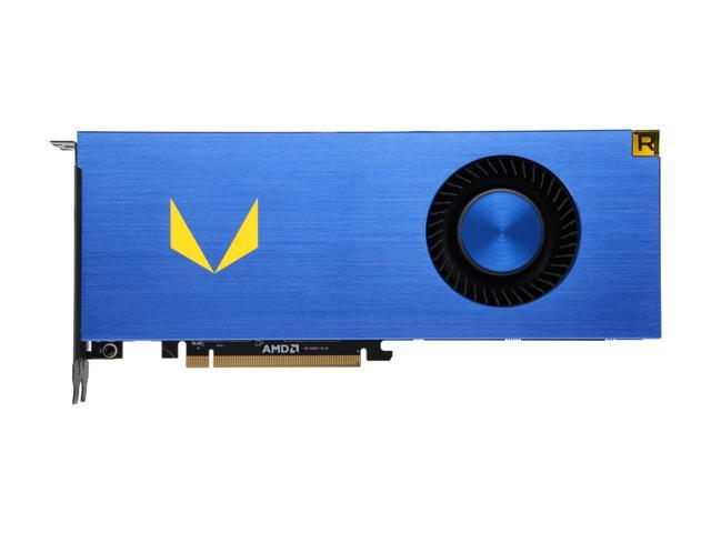 AMD Radeon Vega Frontier Edition 100-506061 16GB 2048-bit HBM2 Video Cards  - Workstation - Newegg com