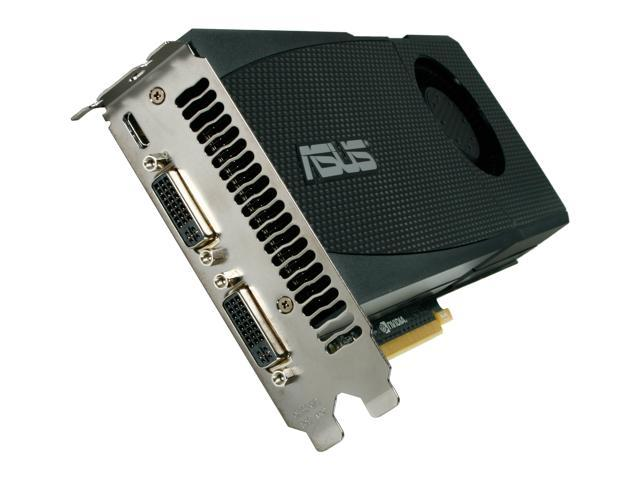 ASUS GeForce GTX 470 (Fermi) DirectX 11 ENGTX470/2DI/1280MD5 1280MB 320-Bit  GDDR5 PCI Express 2 0 x16 HDCP Ready SLI Support Video Card - Newegg com