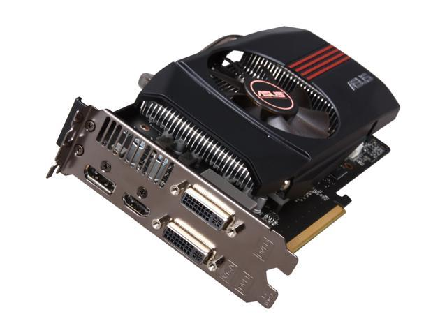 Asus Radeon Hd 6850 Directx 11 Eah6850 Dc 2dis 1gd5 V2 Video Card With Eyefinity Newegg Com