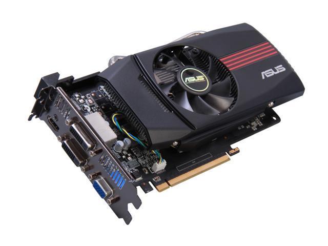 Asus GeForce GTX650 GTX650-DCTG-1GD5 Vista