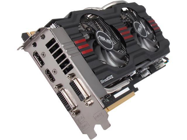 ASUS DirectCU II GTX770-DC2OC-4GD5 G-SYNC Support GeForce
