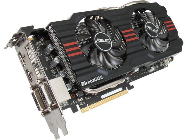 Refurbished Asus Radeon Hd 7870 Ghz Edition Directx 11 Hd7870 Dc2 2gd5 V2 Video Card Newegg Com