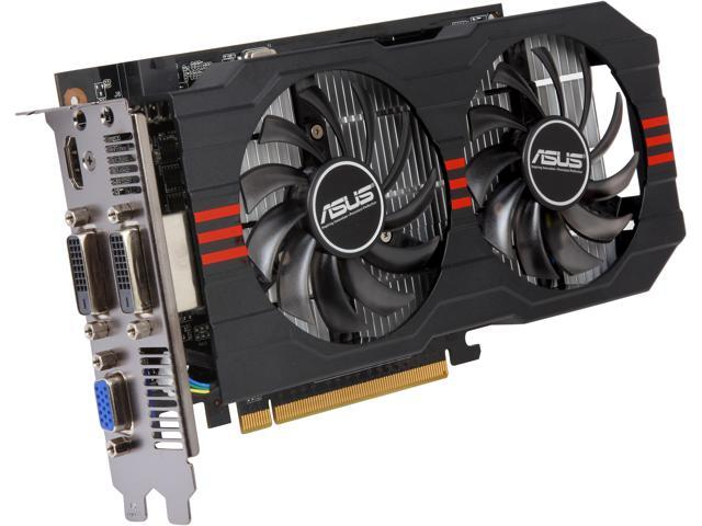 Asus Geforce Gtx 750 Ti Directx 11 Gtx750ti Oc 2gd5 Video Card Newegg Com