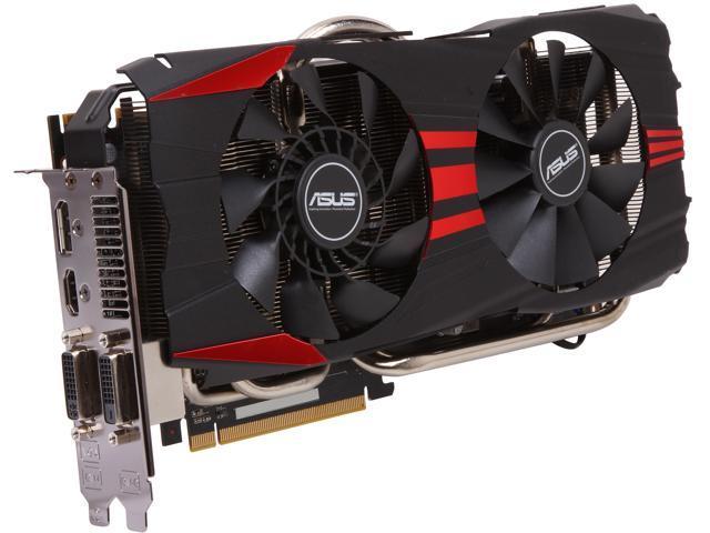 ASUS DirectCU II Radeon R9 280 DirectX 11 2 R9280-DC2T-3GD5 Video Card -  Newegg com