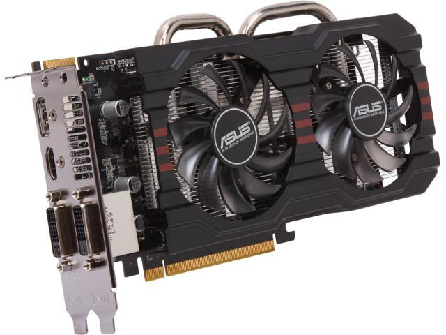 ASUS DirectCU II Radeon R7 265 DirectX 11 2 R7265-DC2-2GD5 Video Card -  Newegg com