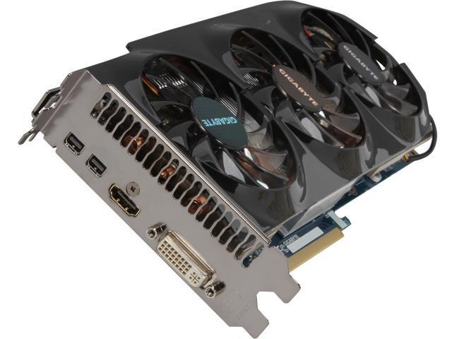 Gigabyte Radeon R9 280x Directx 11 Gv R928xoc 3gd Video Card Newegg Com