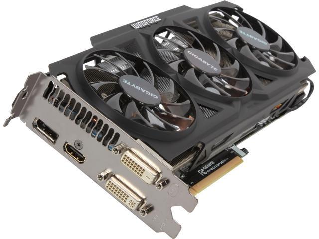 GIGABYTE Radeon R9 270X DirectX 11 GV-R927XOC-2GD Video Card - Newegg com