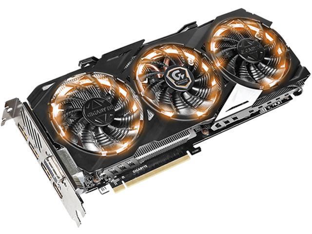 Gigabyte Geforce Gtx 970 4gb Xtreme Gaming Oc Edition Gv N970xtreme 4gd Newegg Com