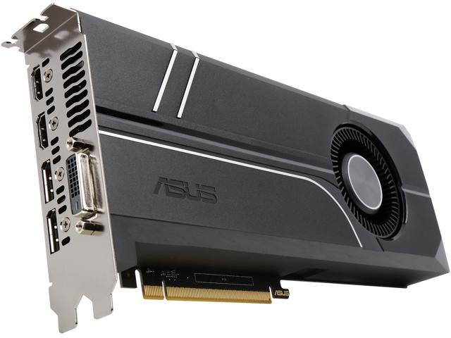 Used - Like New: ASUS Turbo GeForce GTX 1060 TURBO-GTX1060-6G Video Card -  Newegg com