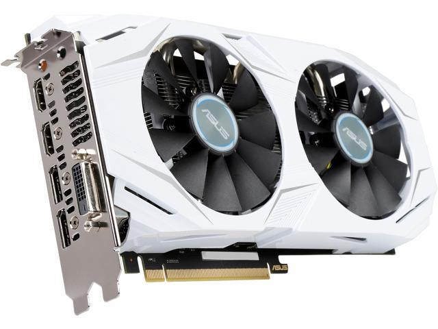 ASUS Dual GeForce GTX 1060 DirectX 12 DUAL-GTX1060-O3G 3GB 192-Bit GDDR5  PCI Express 3 0 HDCP Ready Video Card - Newegg com