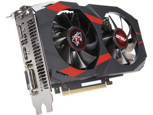 ASUS GeForce GTX 1050 CERBERUS-GTX1050-O2G Video Card - Newegg com