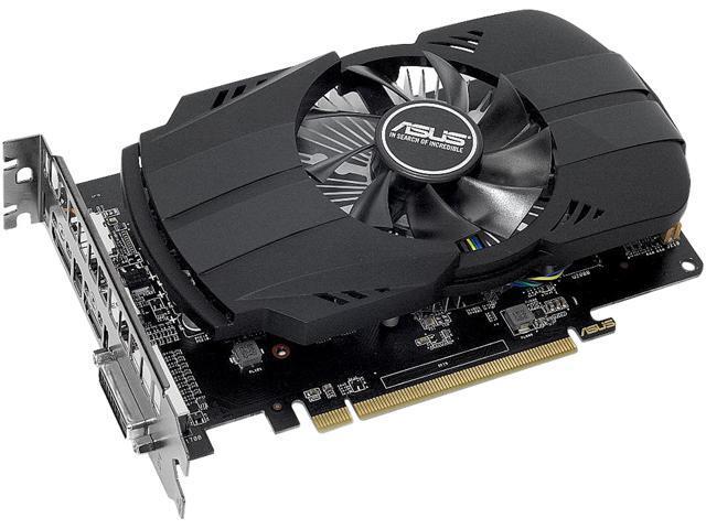 ASUS Radeon RX 550 PH-RX550-4G-M7 Video Card - Newegg ca