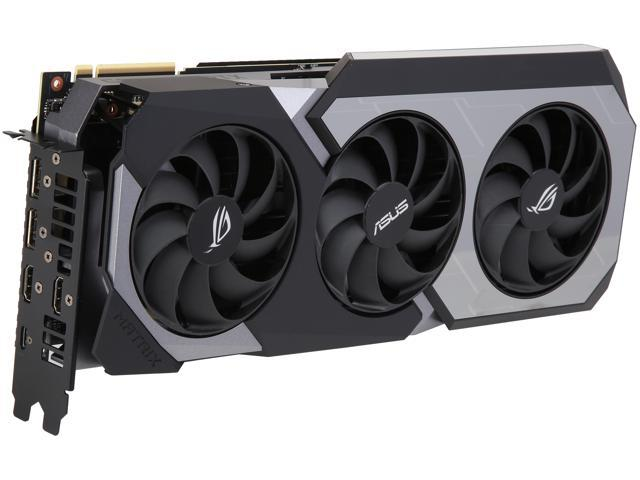 ASUS ROG GeForce RTX 2080 Ti DirectX 12 ROG-MATRIX-RTX2080TI-P11G-GAMING  Video Card - Newegg com