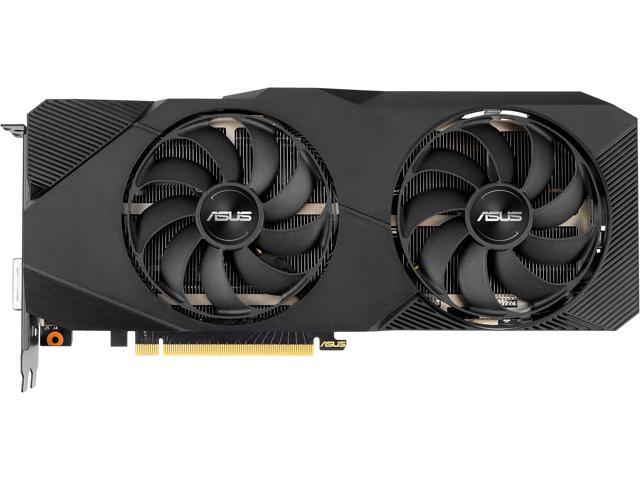 ASUS GeForce RTX 2060 SUPER Overclocked 8G EVO GDDR6 Dual