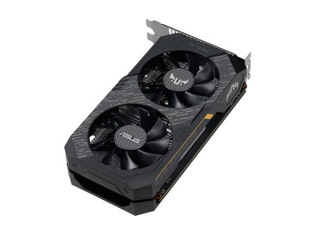 ASUS TUF-GTX1650-O4GD6-P-GAMING TUF Gaming GeForce/®/GTX 1650 OC Edition 4GB GDDR6 is your ticket into PC gaming