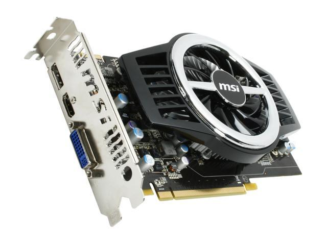 MSI Radeon HD 5770 DirectX 11 R5770-PMD1G 1GB 128-Bit GDDR5 PCI Express 2 0  x16 HDCP Ready CrossFireX Support Video Card - Newegg com