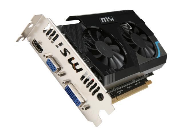 Msi Radeon Hd 6670 Directx 11 R6670 Md1gd5 Video Card Newegg Com