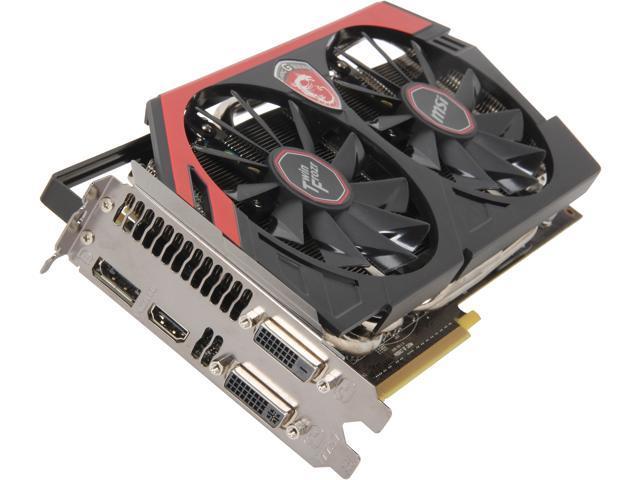 MSI Gaming GeForce GTX 780 DirectX 11 1(feature level 11_0) N780 TF 3GD5/OC  Video Card - Newegg com