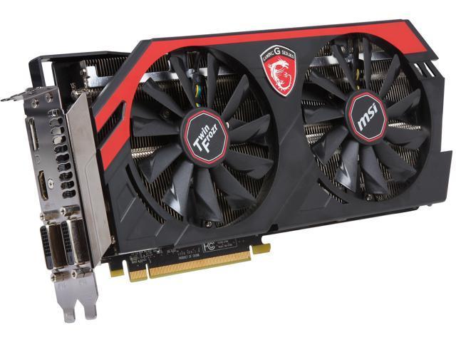 MSI Radeon R9 290X DirectX 11 2 R9 290X GAMING 4G Video Card - Newegg com