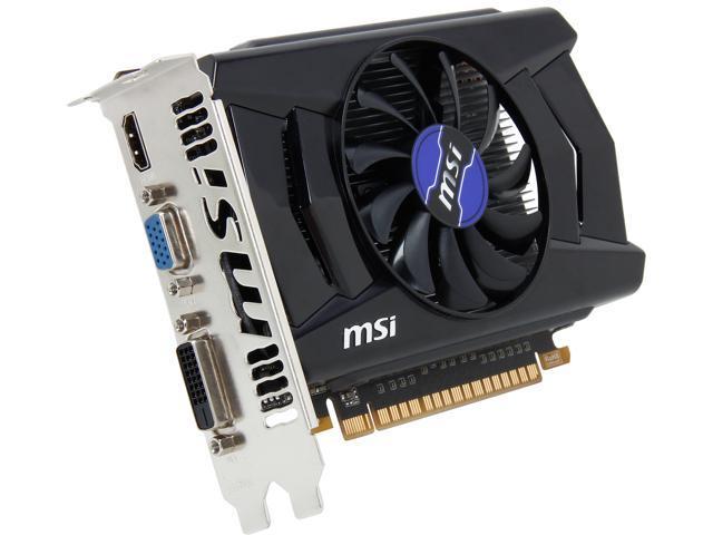 MSI GeForce GT 740 DirectX 12 N740-1GD5 Video Card - Newegg com