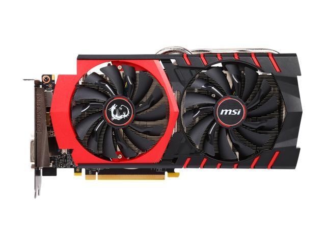 4 GB GDDR5 Msi GTX 980 Gaming Scheda Video PCIe
