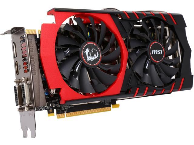 MSI GeForce GTX 970 GAMING 4G - Newegg com