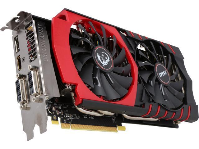 Refurbished: MSI GeForce GTX 970 GAMING 4G LE - Newegg com