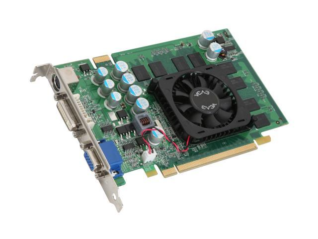 EVGA EGEFORCE 7600GS DRIVERS PC