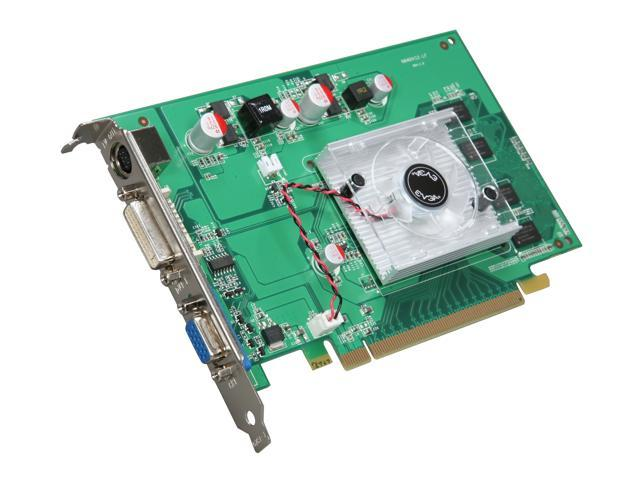 evga 512 P1 N402 RX EVGA 512-P1-N402-RX GeForce 6200 512MB 64-Bit DDR2 PCI 2.1 Video Card 512 P1 N402 RX